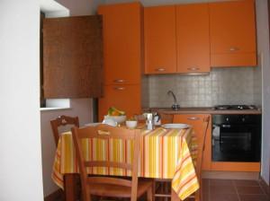 arancio cucina